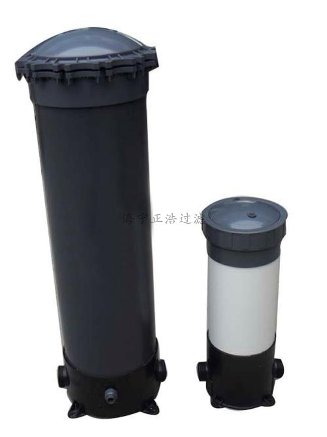 PVC精密滤芯过滤器
